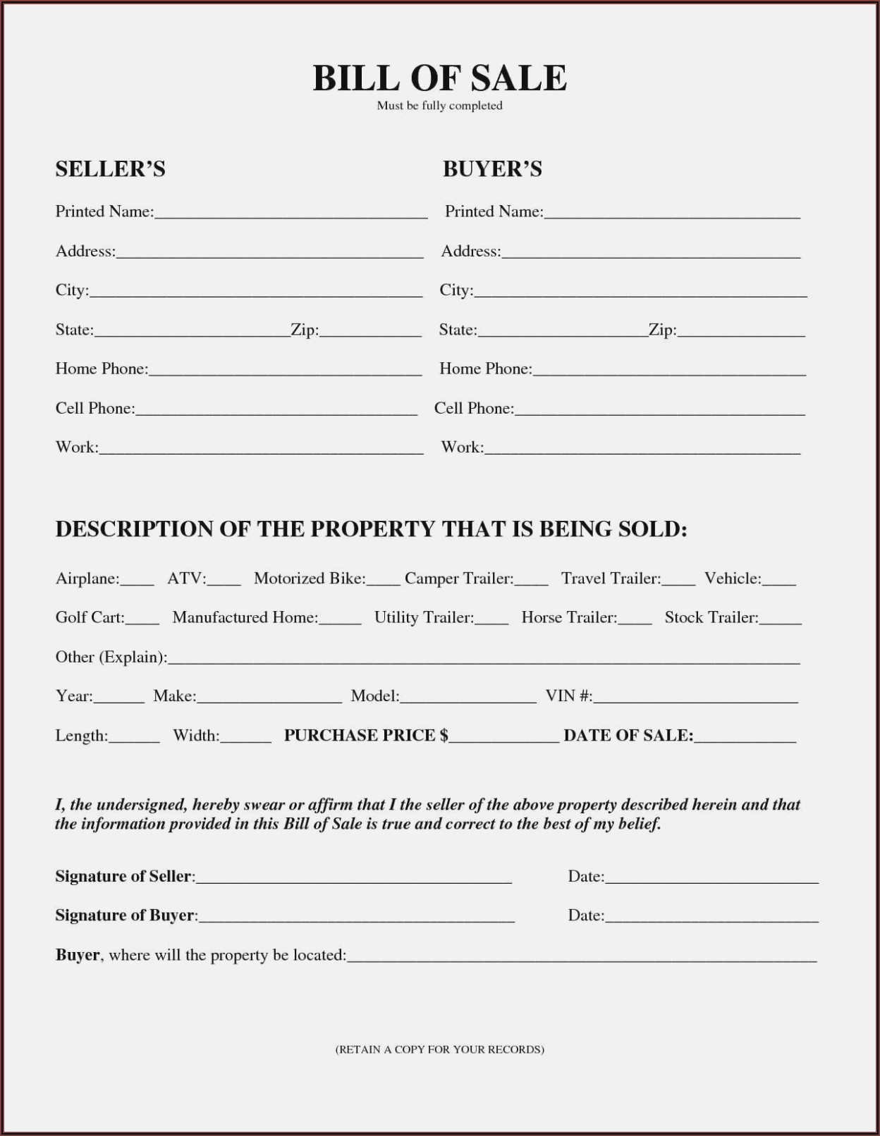 Real Estate Co Brokerage Agreement Form