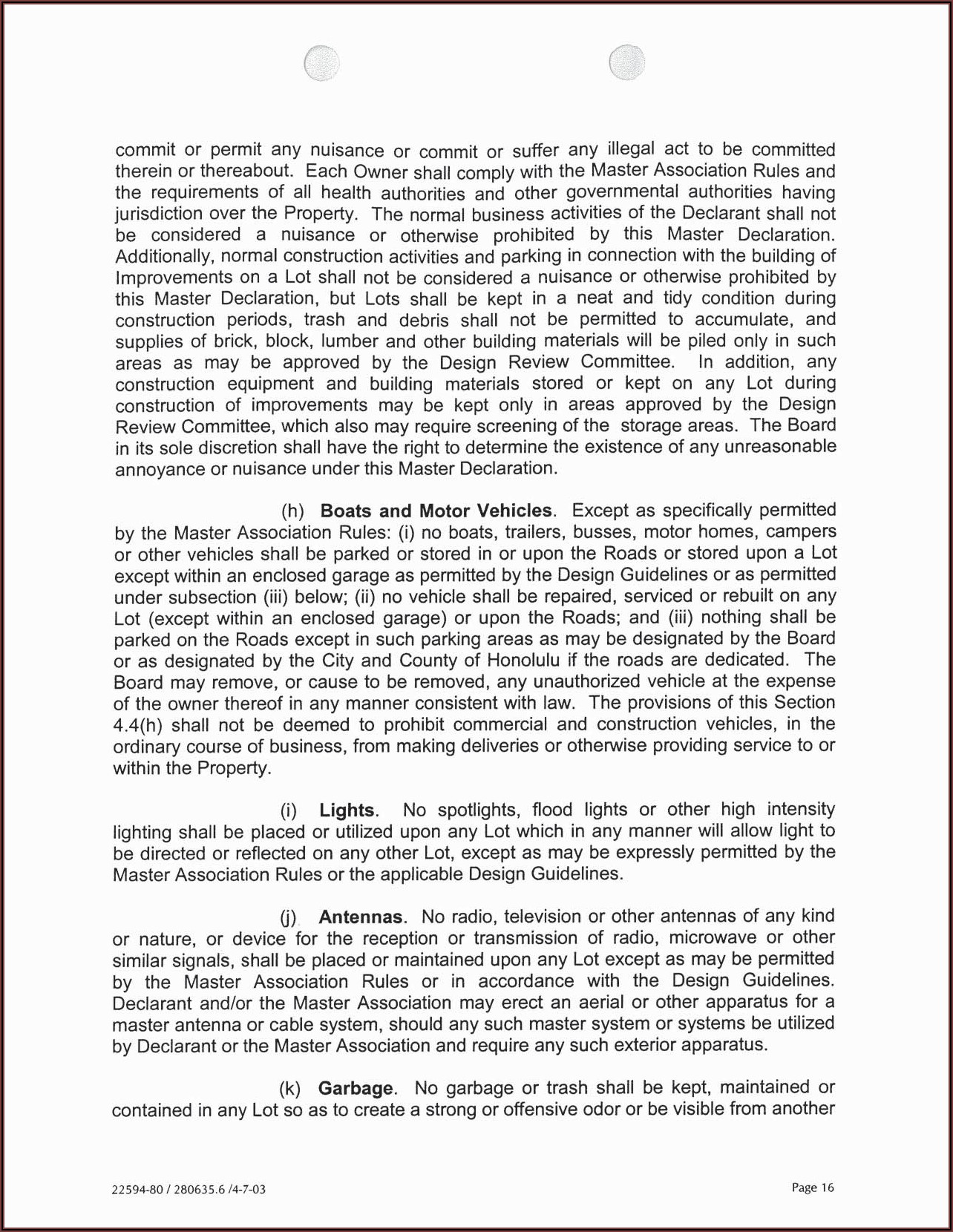 Rental Agreement Hawaii Association Of Realtors Standard Form Revised 606