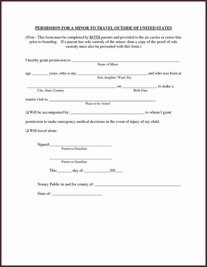 State Of Texas Temporary Guardianship Forms