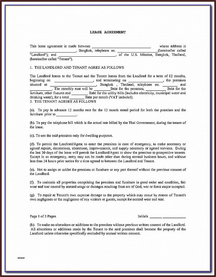 Tenant Eviction Notice Format India