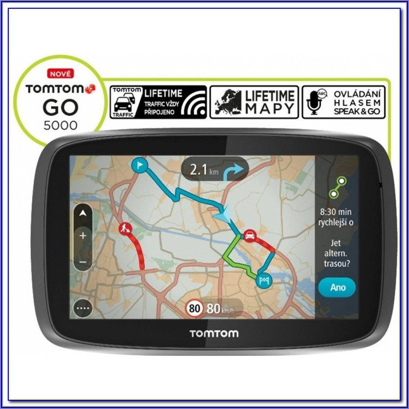 Tomtom Lifetime Map Update Service