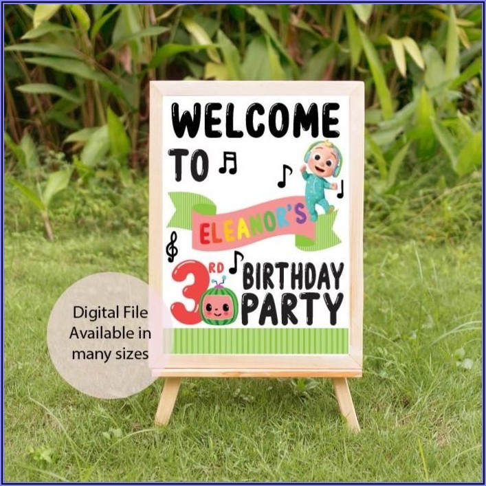 Twin Girl First Birthday Invitations