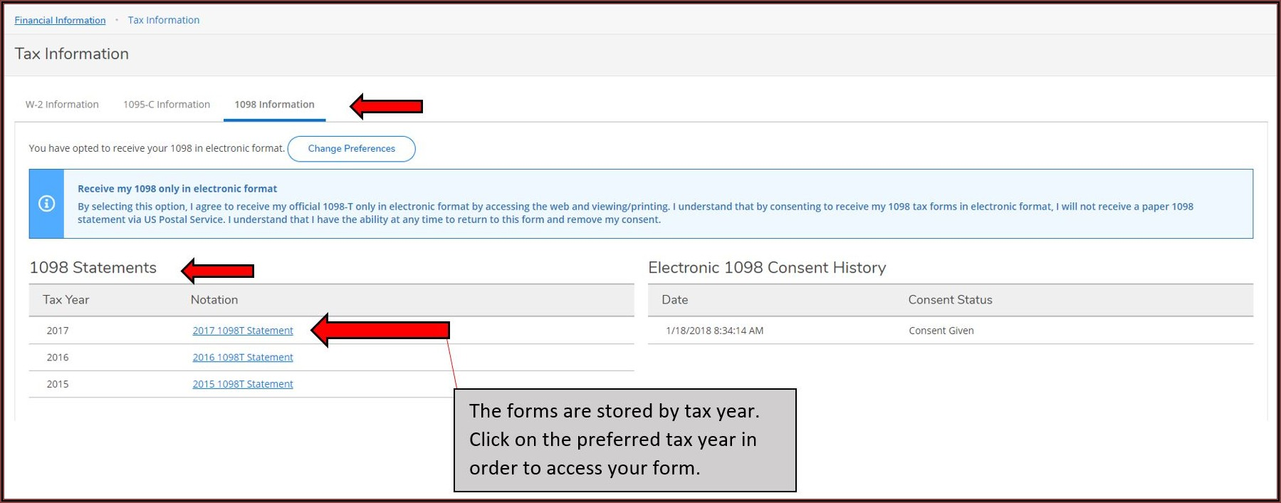 Uiuc Tax Forms 1098 T