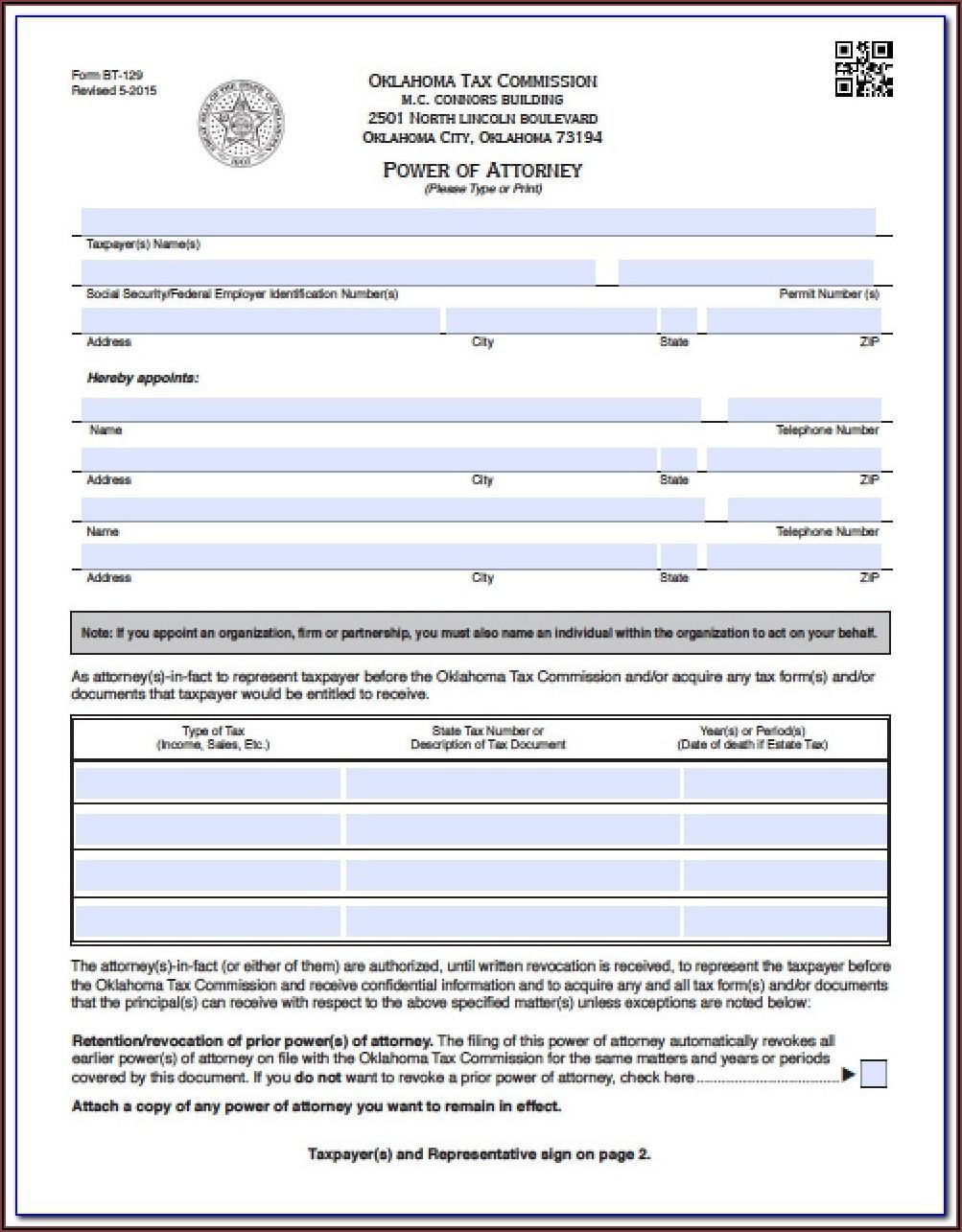 Uniform Statutory Form Power Of Attorney California 4401