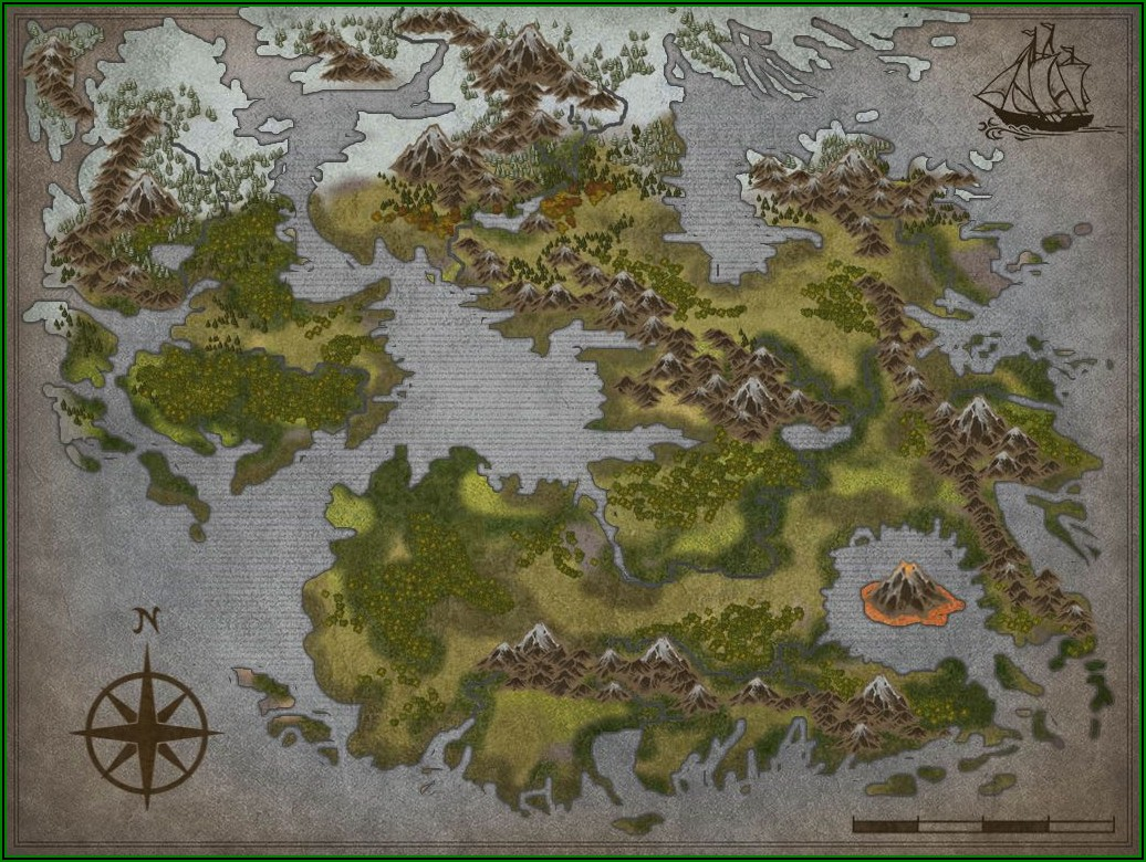 Unlabelled World Map Game