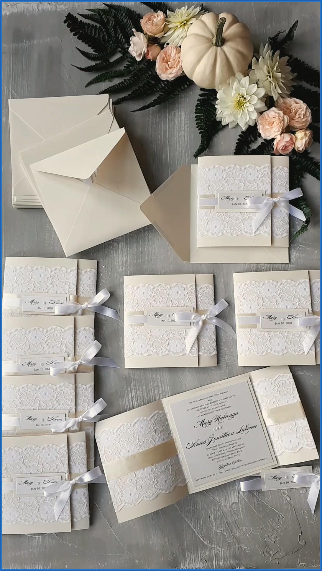 Vintage Wedding Invitations Uk