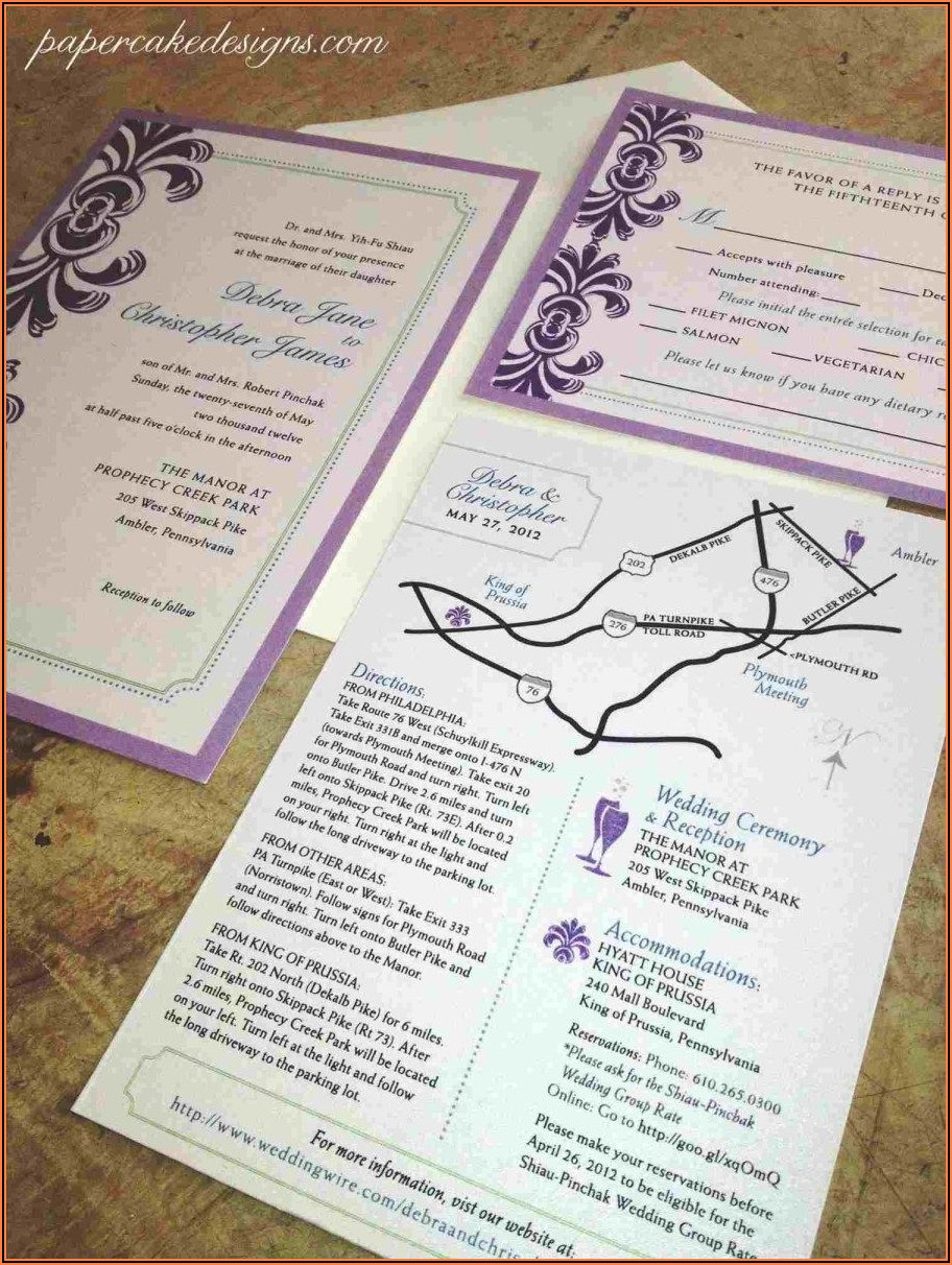 Vistaprint Wedding Invitation Reviews