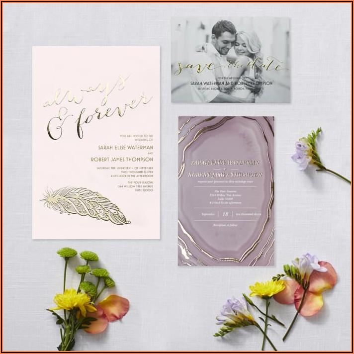 Vistaprint Wedding Invitations Uk
