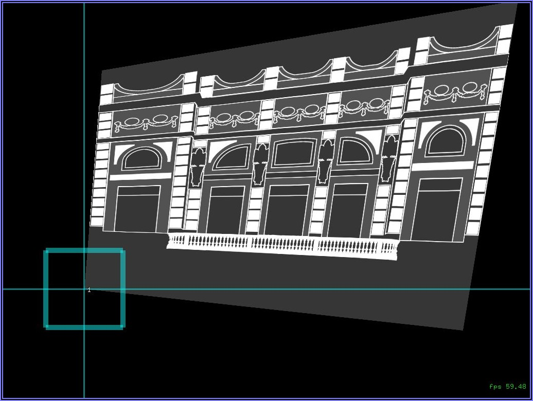Visual Projection Mapping Software
