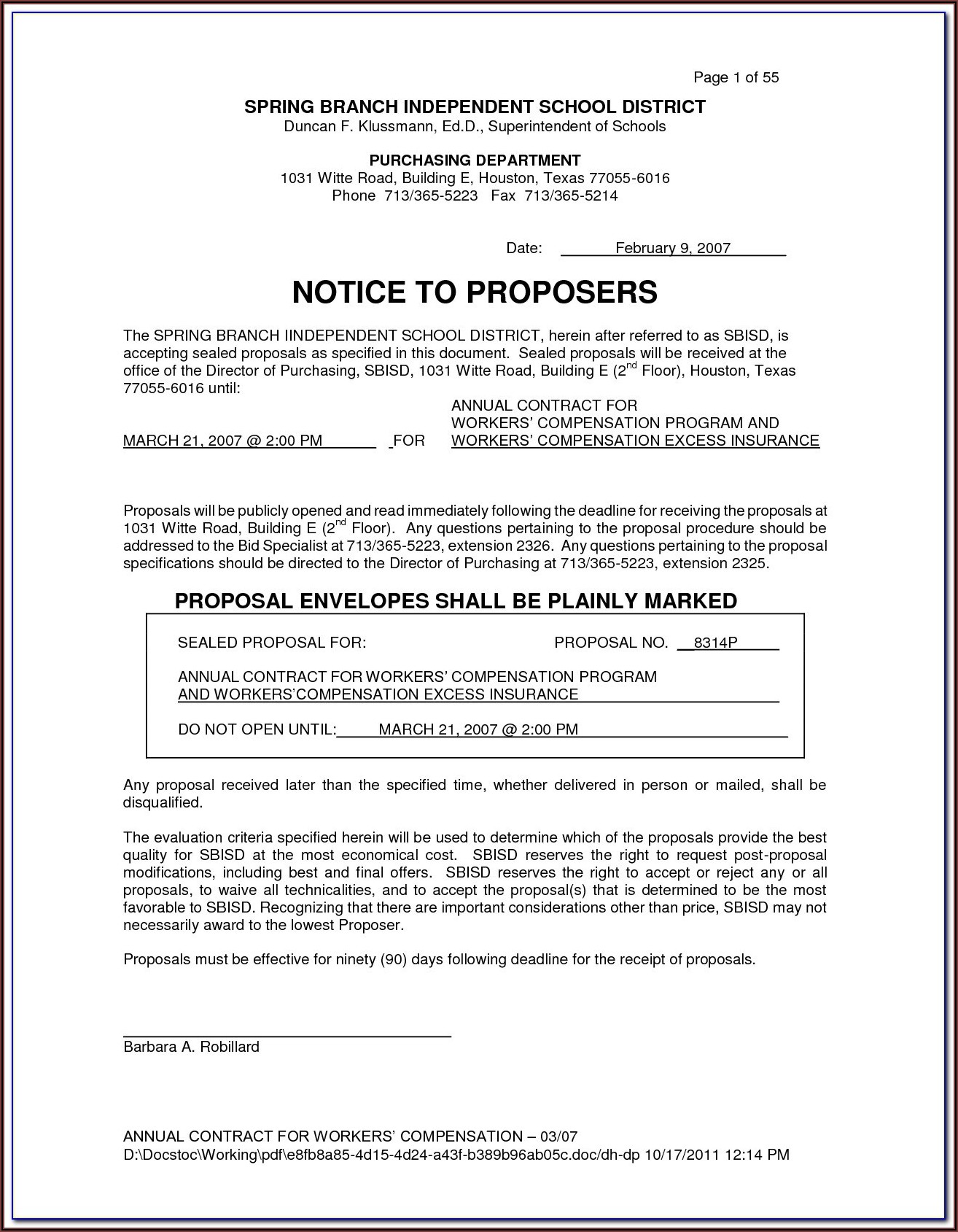 Waiver Of Workers Compensation Form Texas