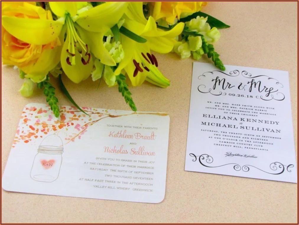 Walmart Photo Centre Wedding Invitations