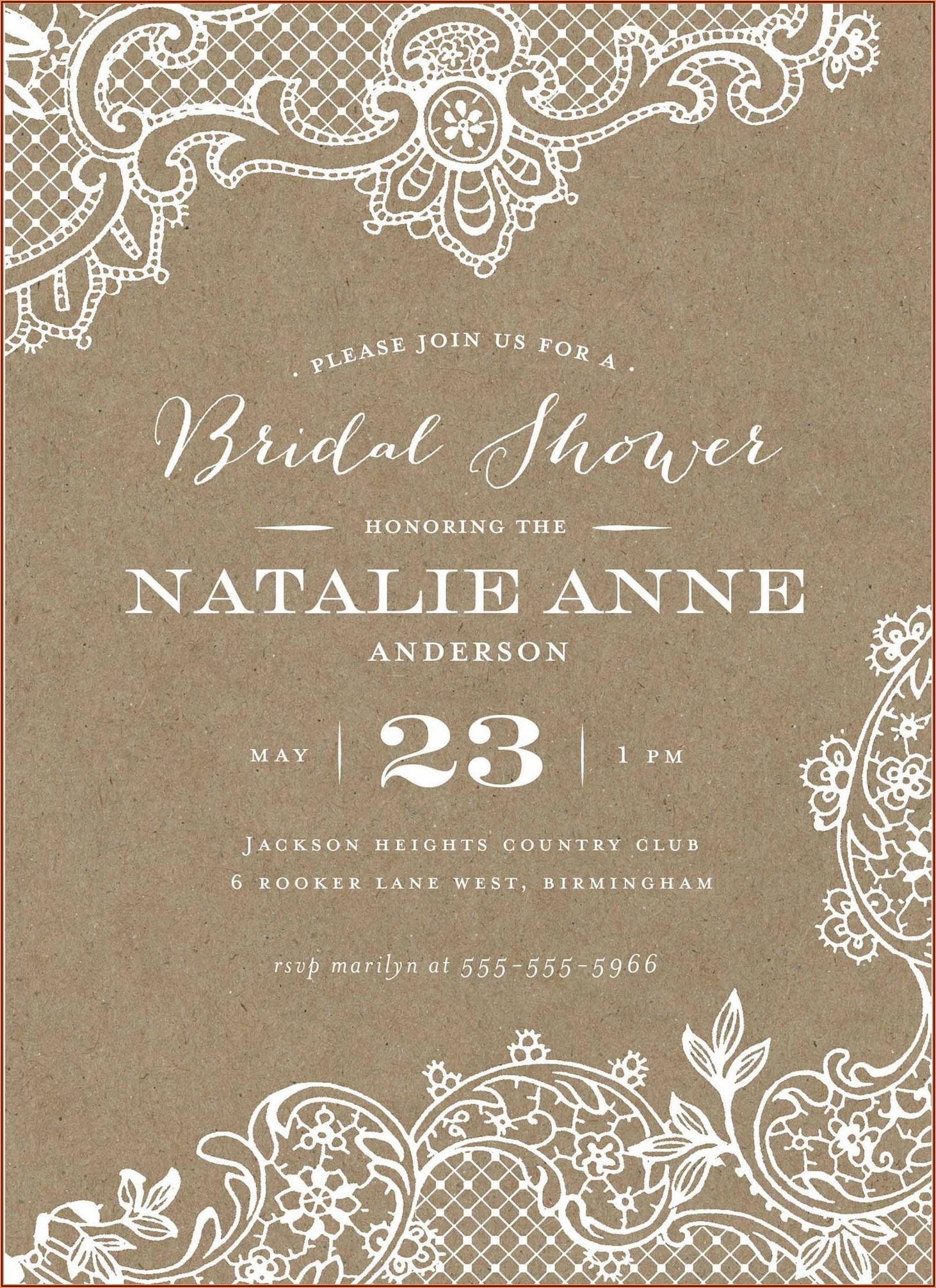 Walmart Photo Wedding Invitations