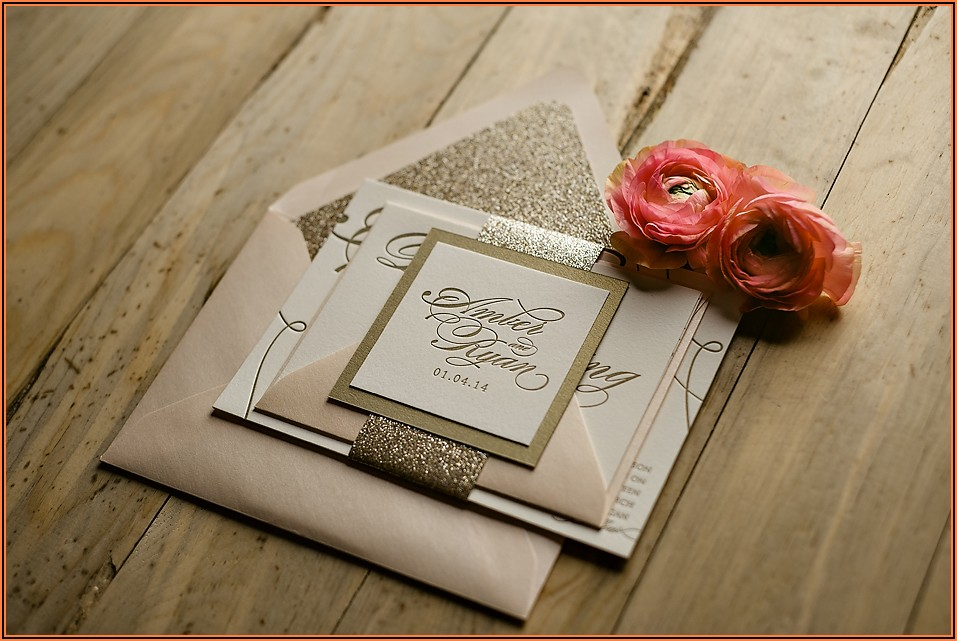 Wedding Invitation Kits Uk