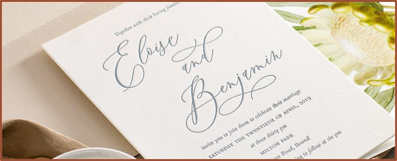 Wedding Invitation Packs Australia