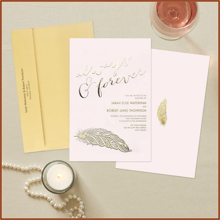 Wedding Invitations Uk Vistaprint