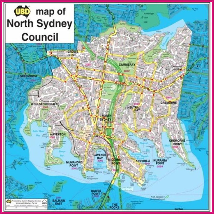 Where To Buy Topographic Maps In Sydney
