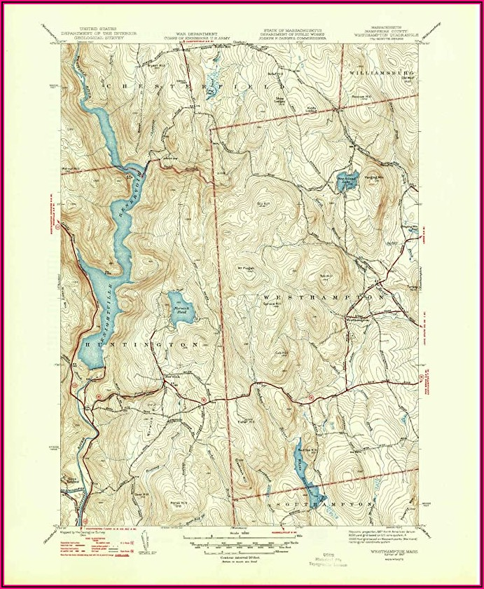 Where To Buy Topographic Maps