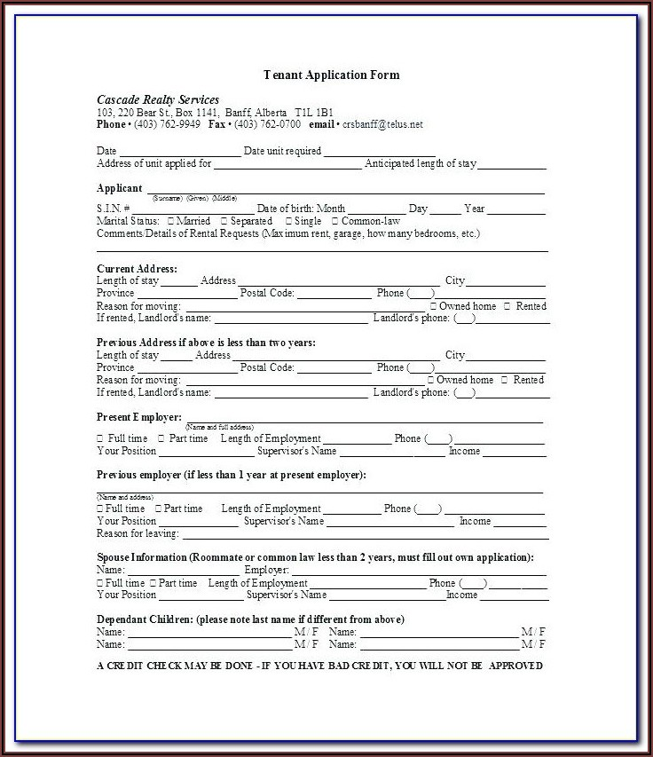 Wisconsin Rental Agreement Forms