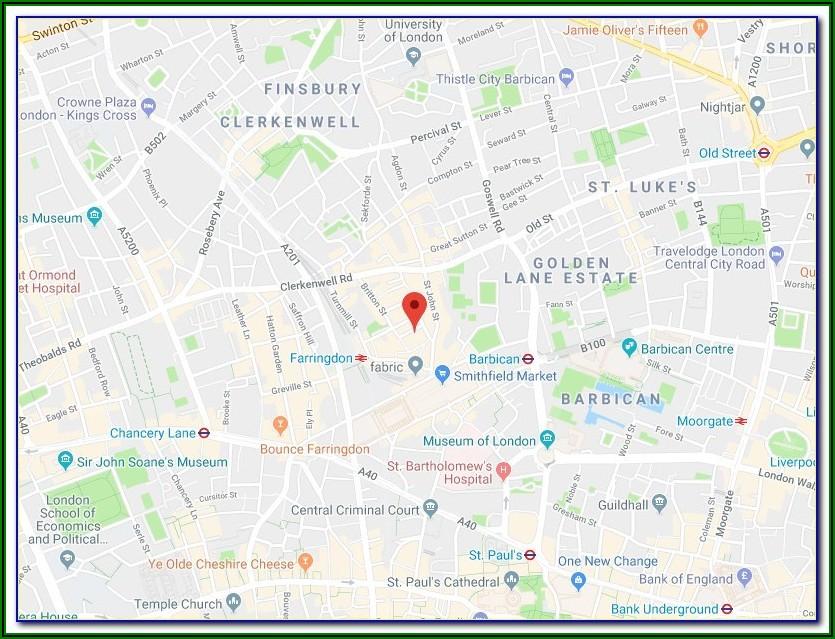 Zoho Crm Google Maps Integration
