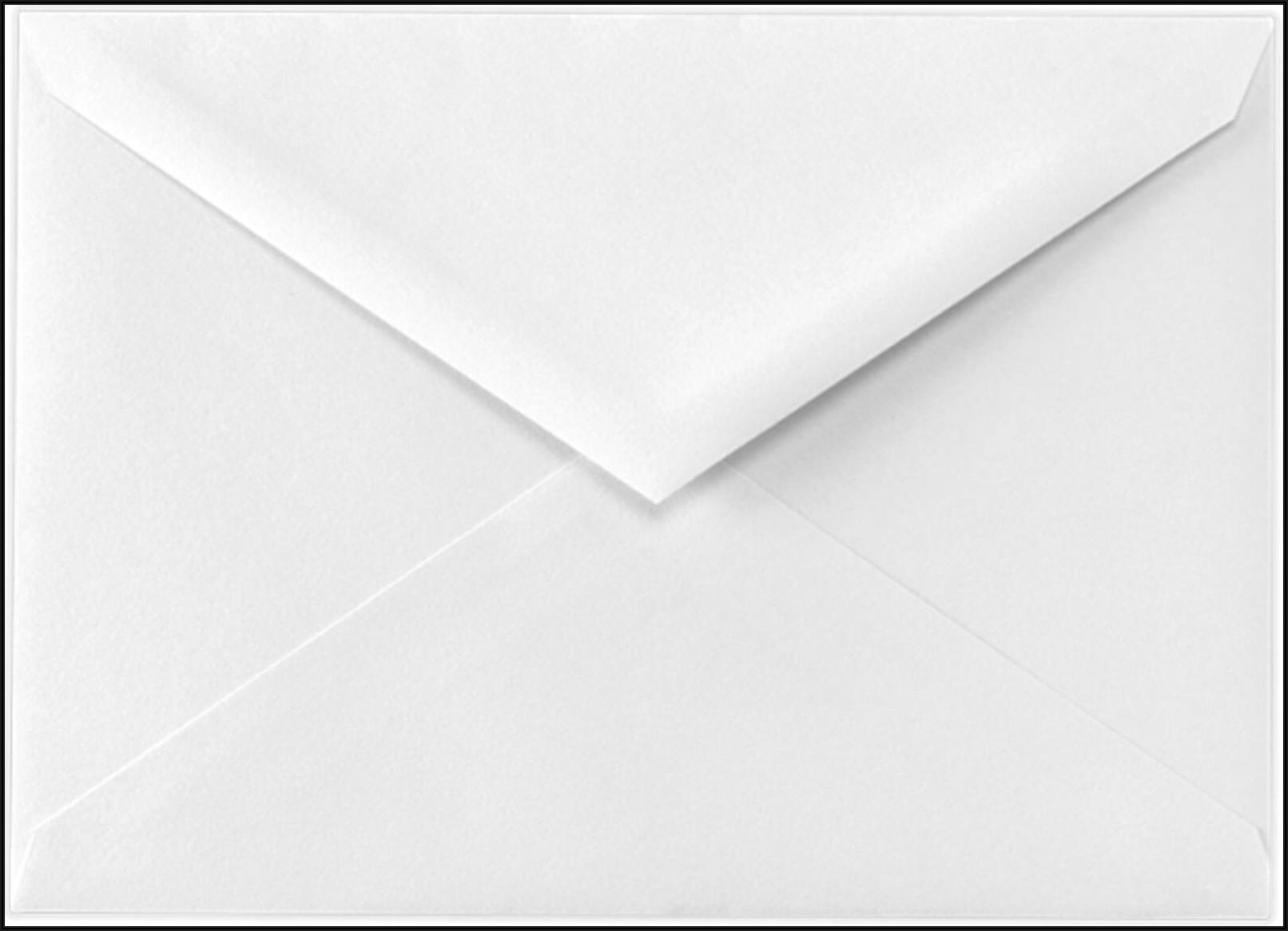 4 Bar Envelope Size