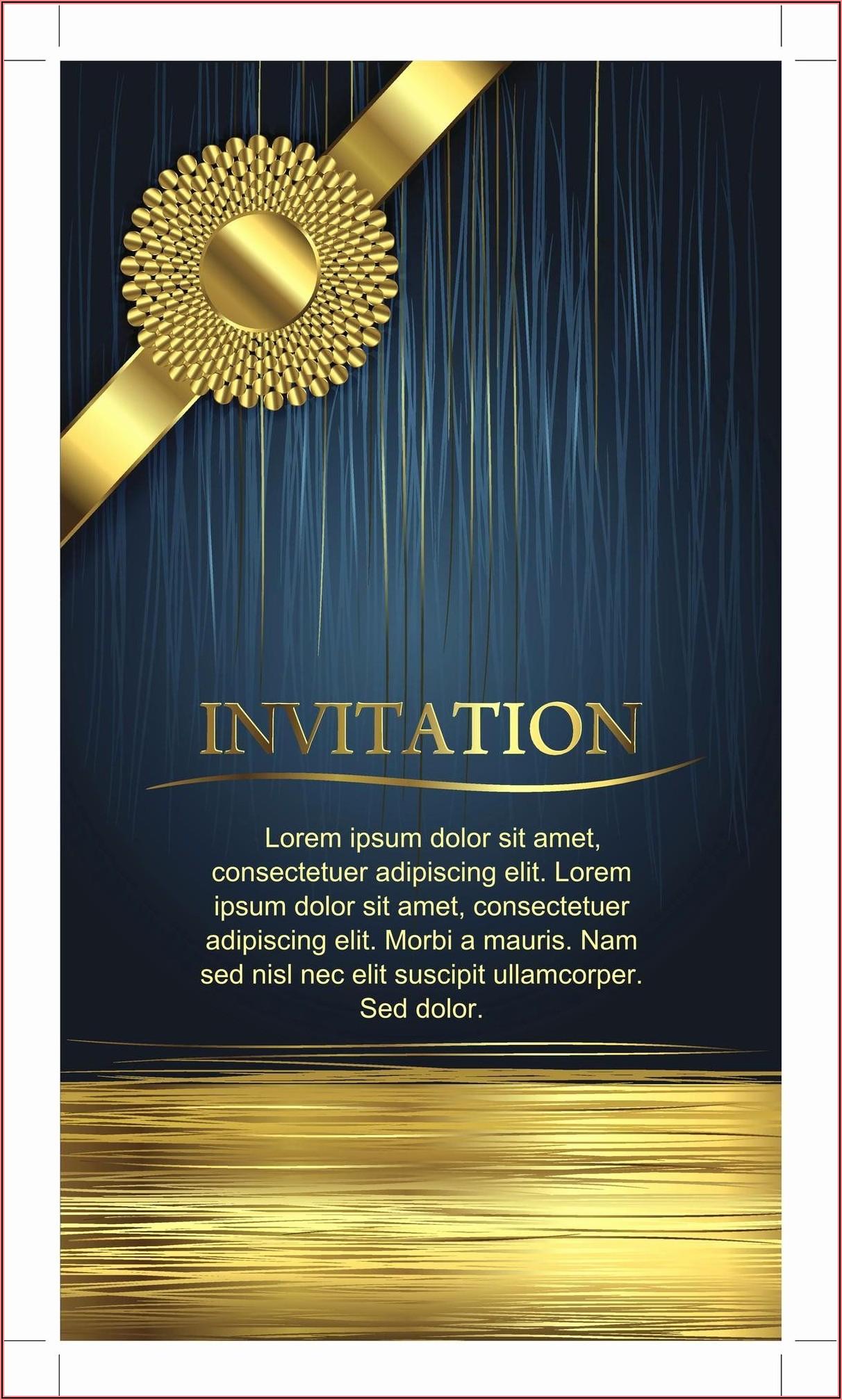 50th Birthday Invitation Wording Samples