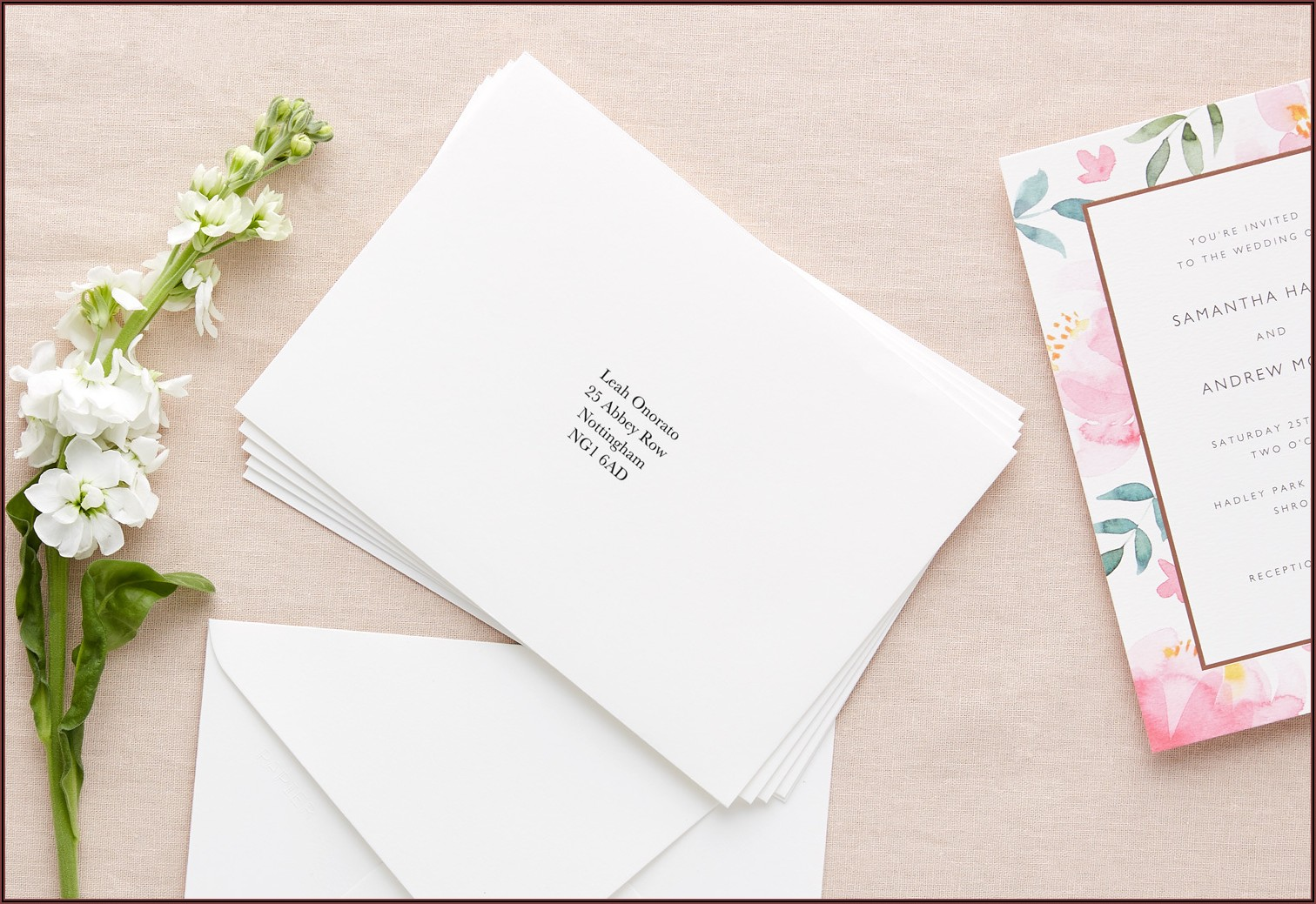 Addressing Envelopes Etiquette Uk