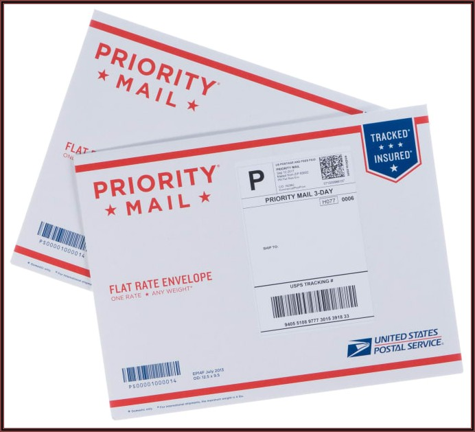 Are All Priority Mail Envelopes Flat Rate