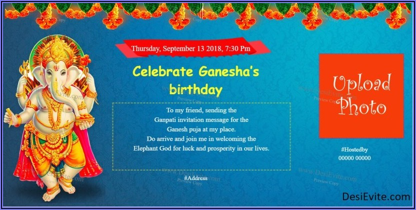 Birthday Invitation Text Message In Marathi For Whatsapp