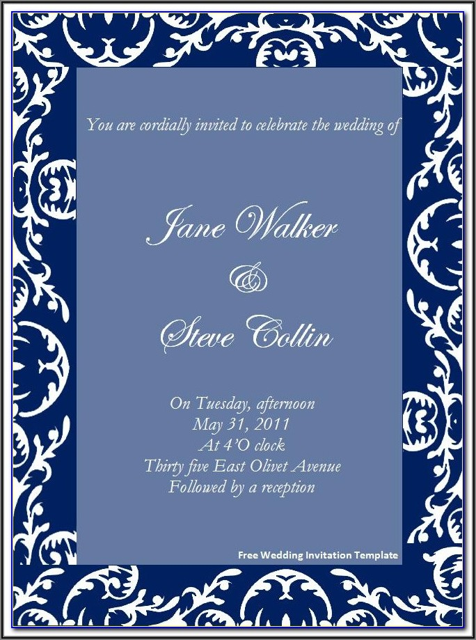 Business Dinner Invitation Template Download