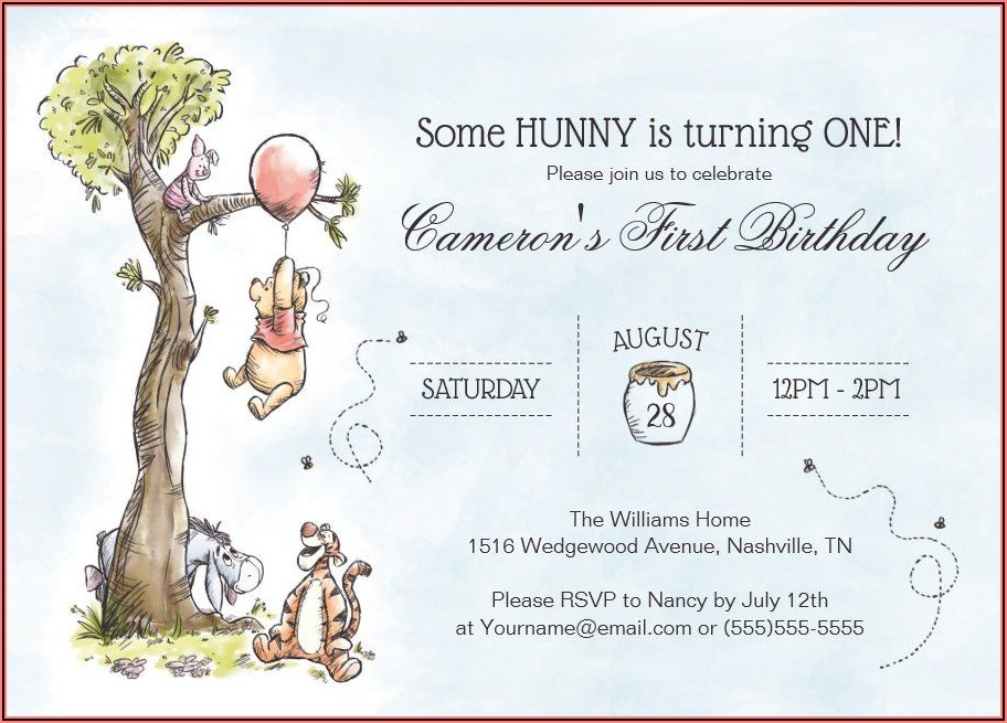 Custom Birthday Invitations Walmart