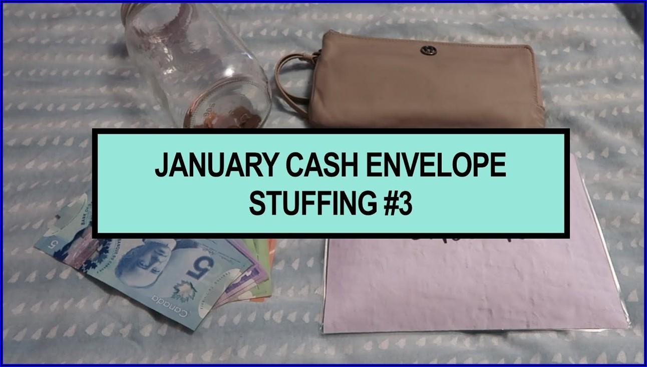 Dave Ramsey Cash Envelope Method