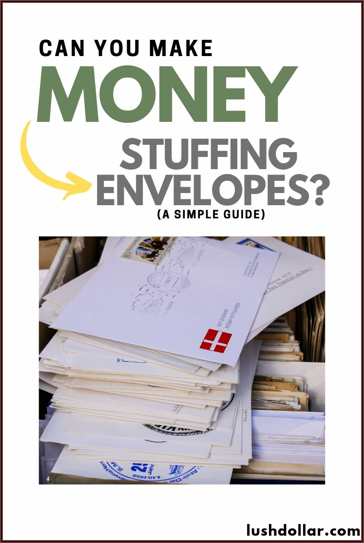 Envelope Stuffing Jobs Indeed