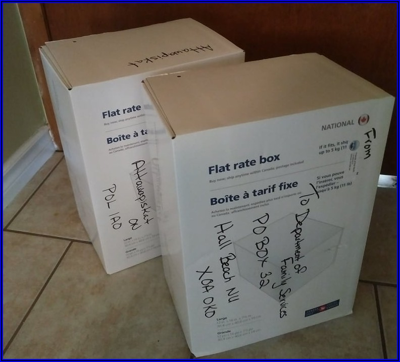 Flat Rate Envelope Shipping To Canada