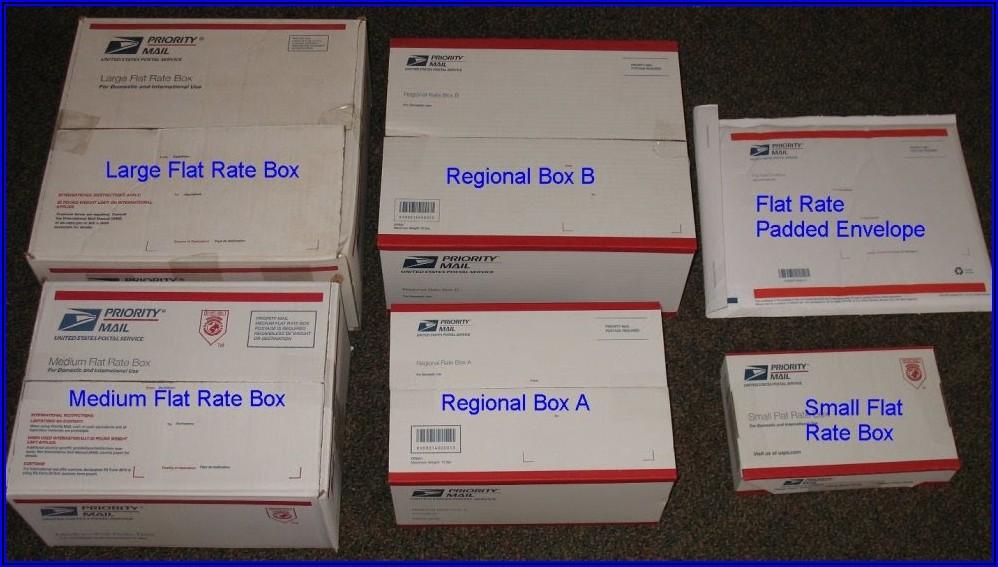 Flat Rate Shipping Envelope Ups