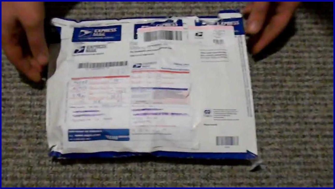 Flat Rate Shipping Envelope Usps