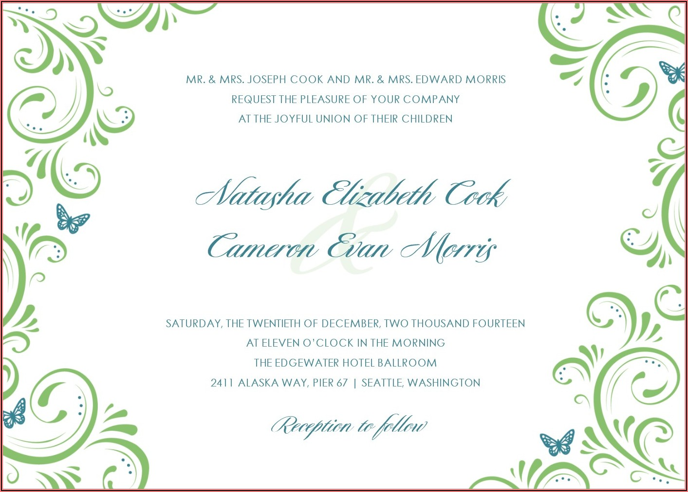 Free Online Invitation Card Design In Tamil