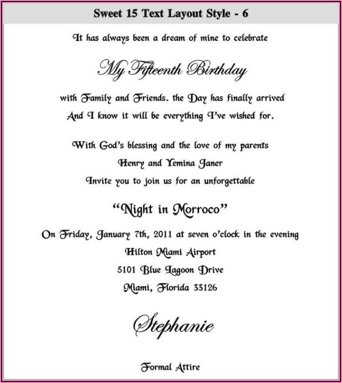 Hindu Wedding Invitation Message In English