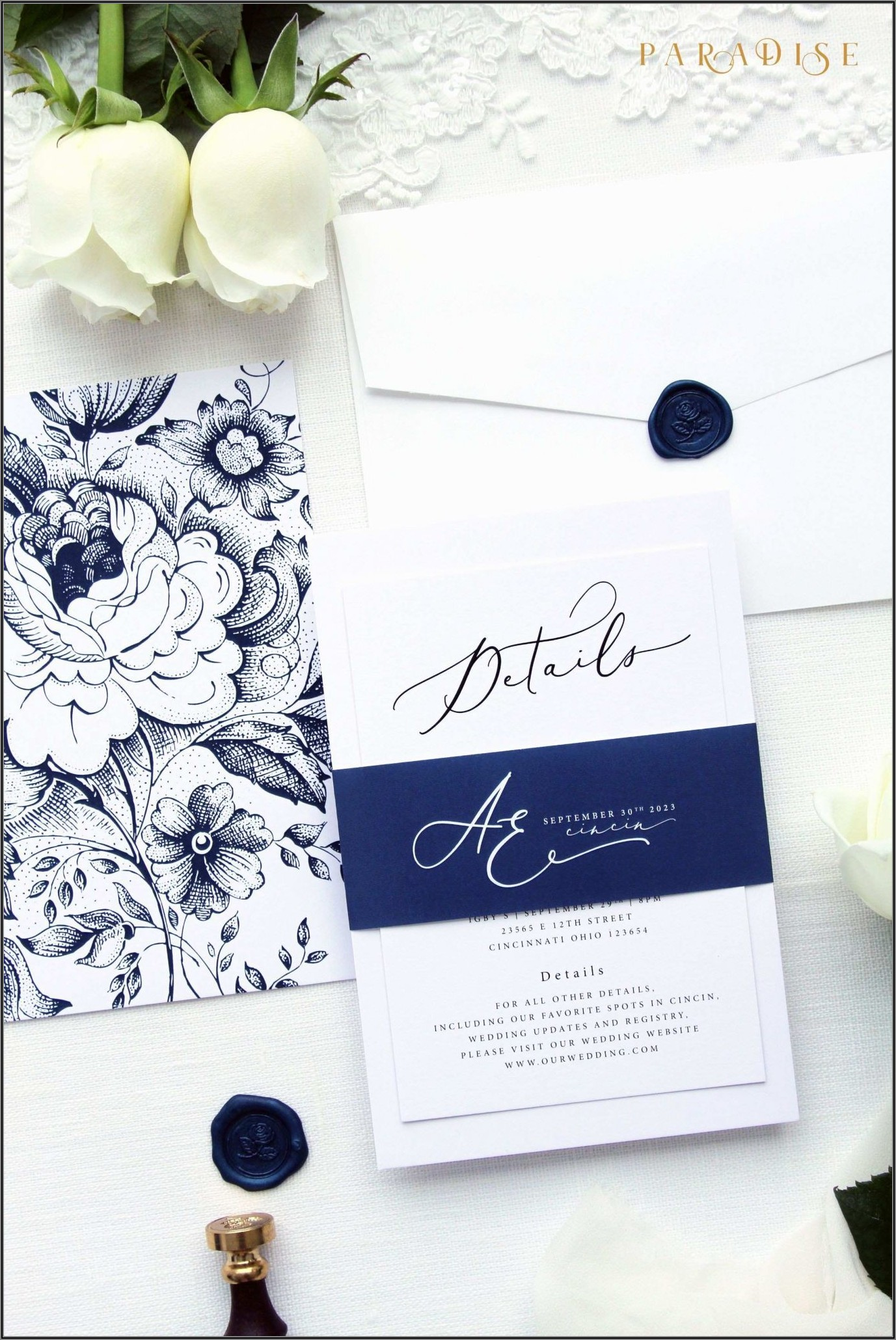 Hobby Lobby Invitations Templates