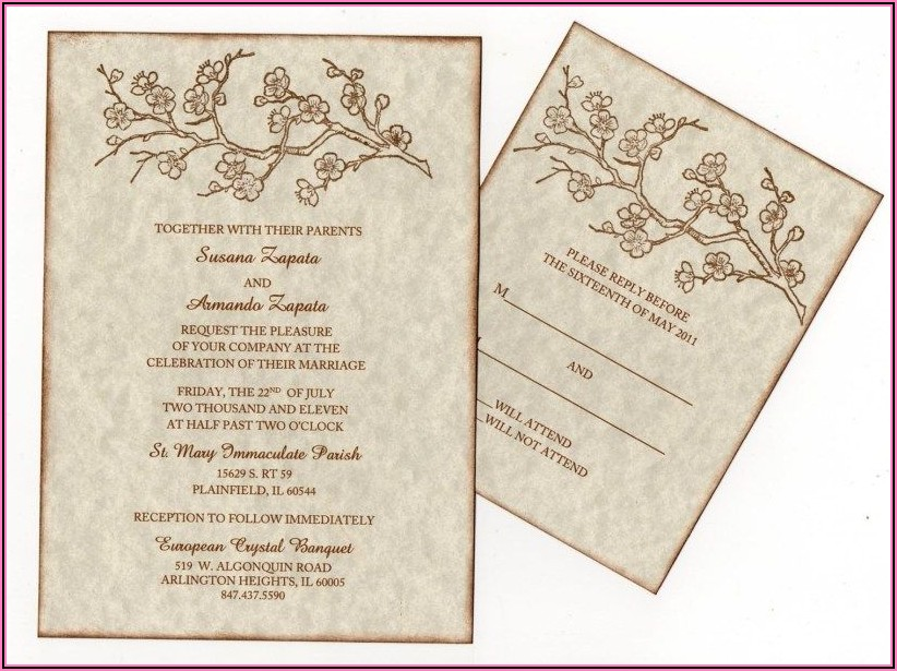 Indian Wedding Invitation Card Design