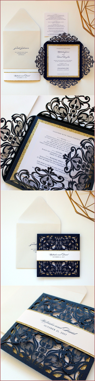 Navy Blue Wedding Invitations Australia