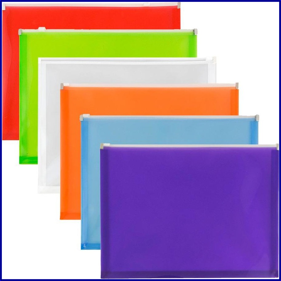 Poly Zip Envelopes Bulk