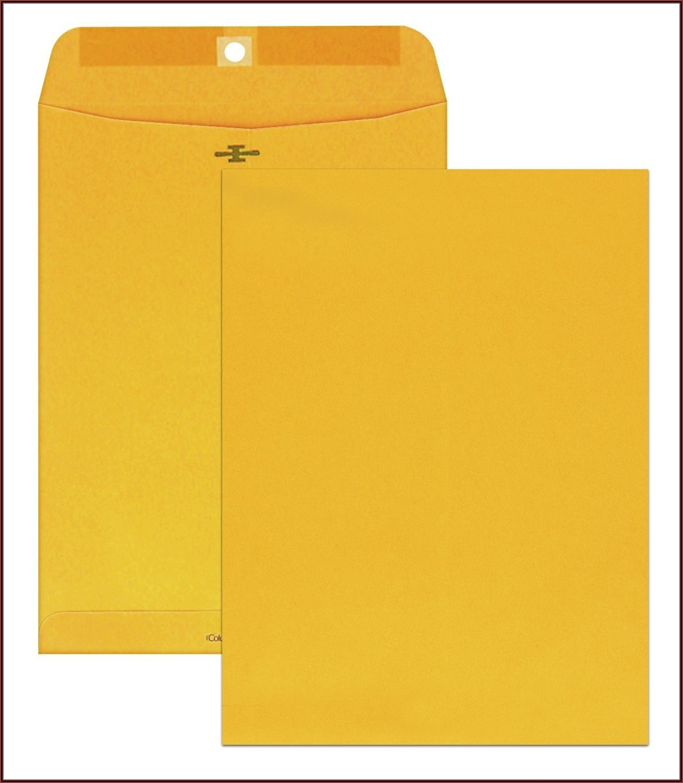 Postage For 9x12 Envelope