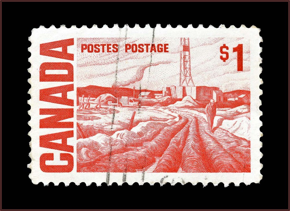 Postage Required For 9x12 Envelope Canada Post