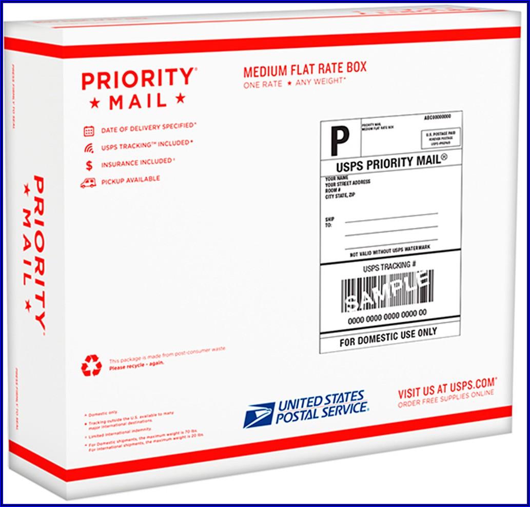 Prepaid Postage Envelopes Usps