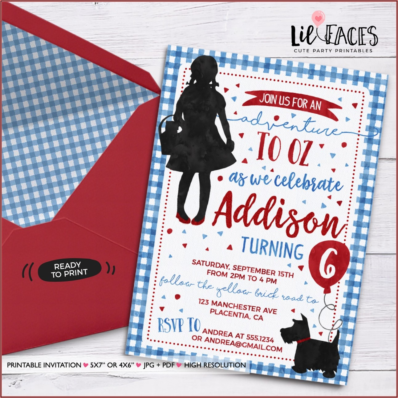 Print Birthday Invitations Cvs