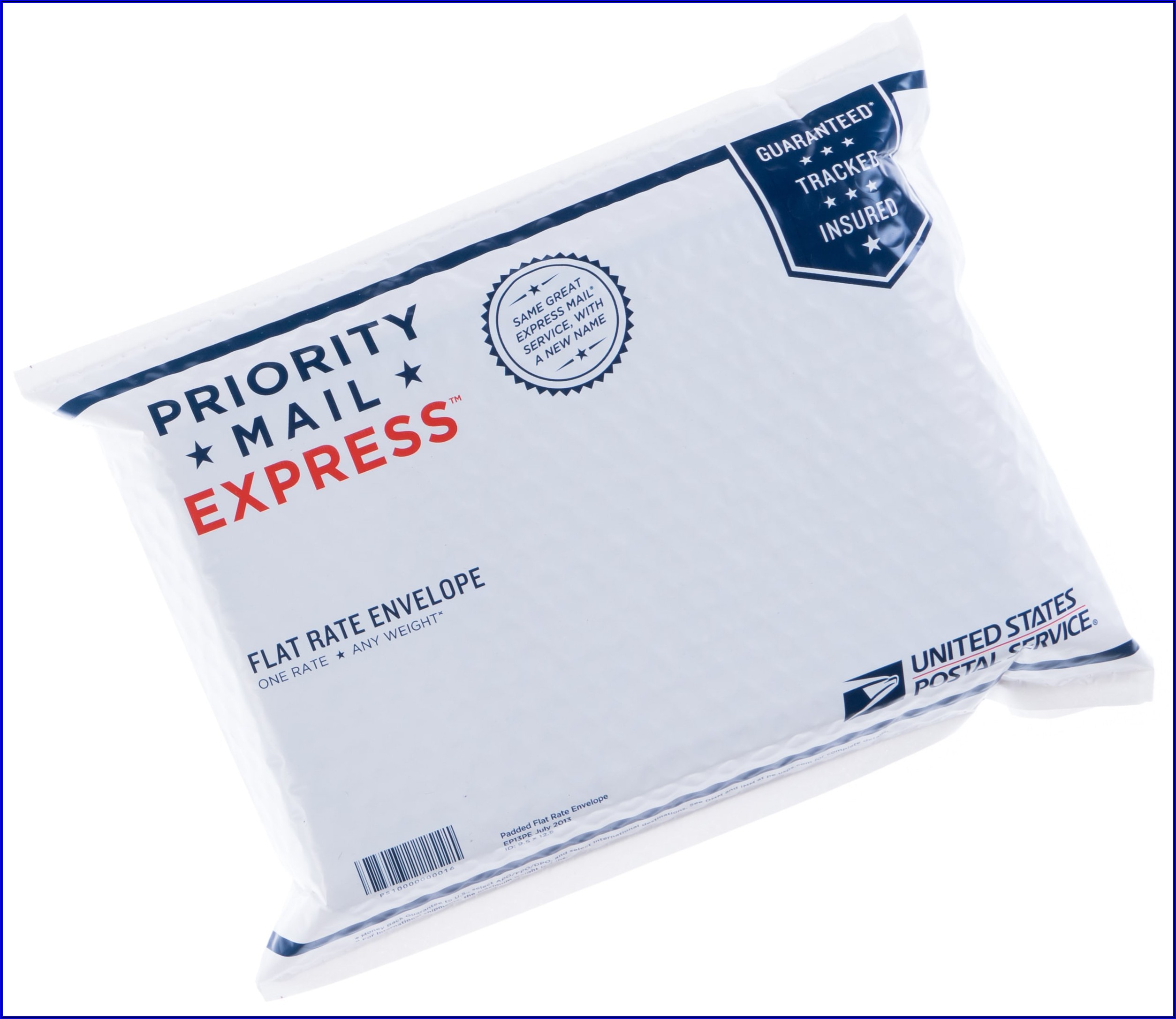 Priority Mail Express Envelope Label