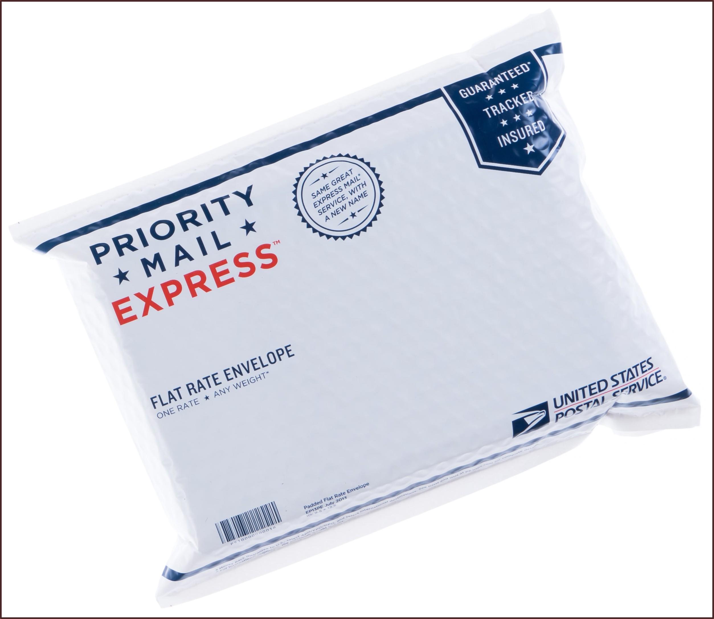 Priority Mail International Padded Envelope