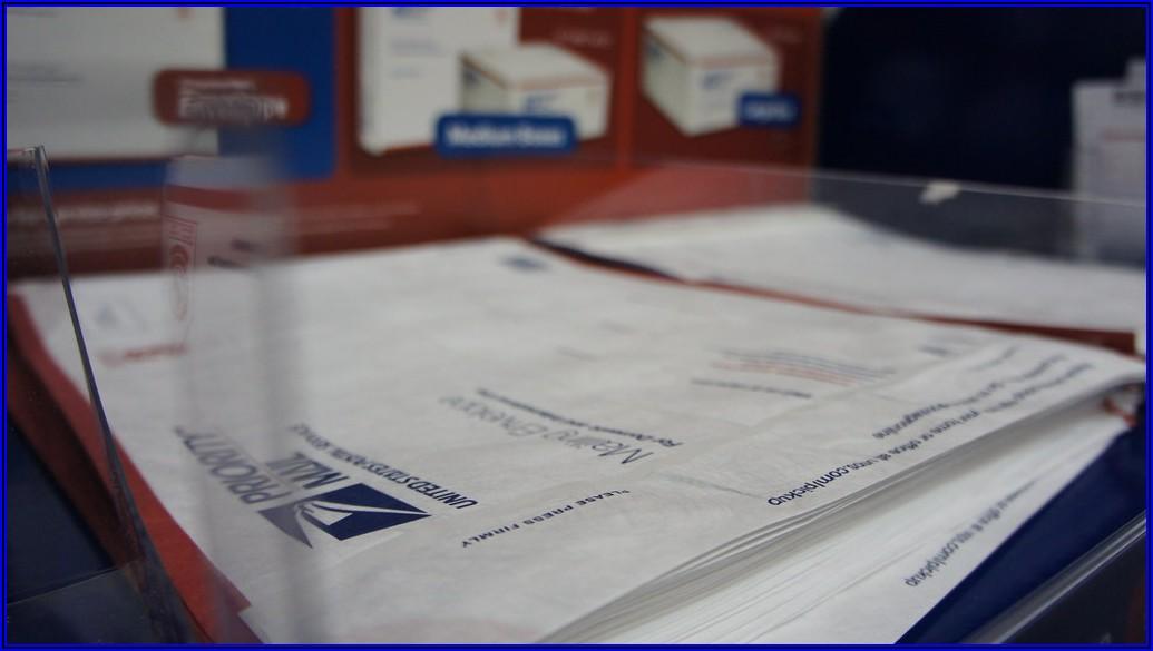 Priority Mail Tyvek Envelope Rates