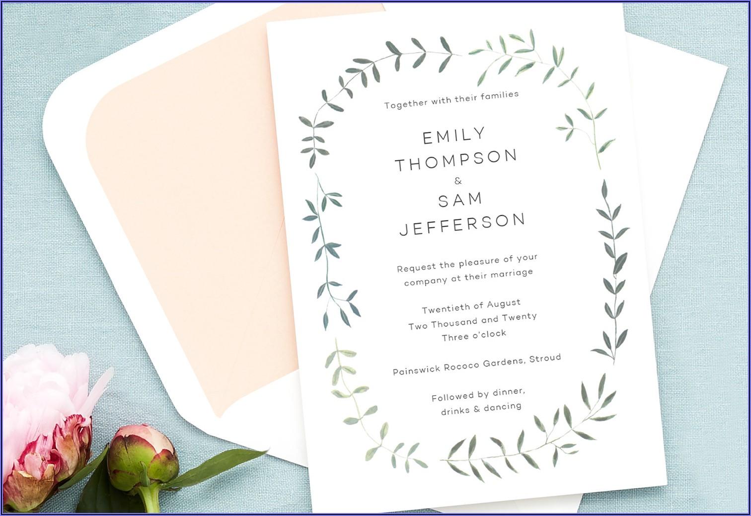 Sams Club Wedding Invitation Reviews
