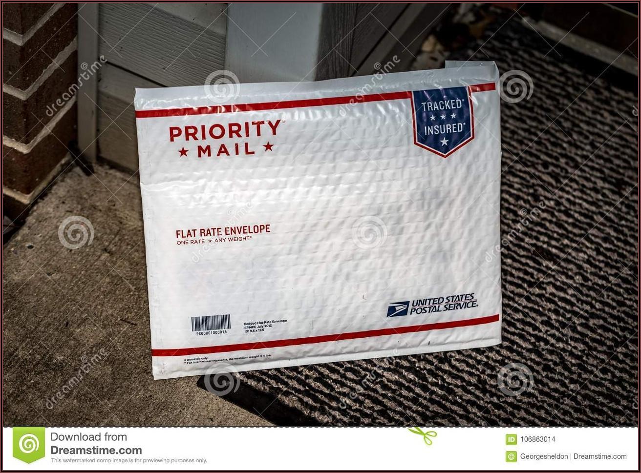 Usps Priority Envelope Padded